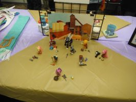 MLP Team Fortress 2 Toys by DestinyDecade