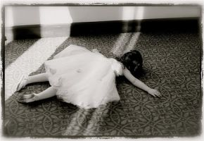 Flowergirl Down by allyland
