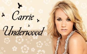 Carrie Underwood Wallpaper by Mistify24
