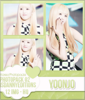 Yoonjo (Hello Venus) - PHOTOPACK#02 by JeffvinyTwilight