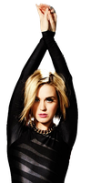 Katy Perry PNG (Part Of Me Cover) FULL HD by danperrybluepink