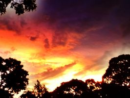 iPod Sunset 2 by assassin4