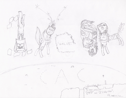 The Cutie Art Crusaders One Year Anniversary by SmoothSailingPony
