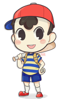 Ness by JessicaFreaxx