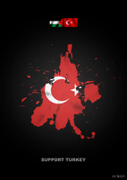 Support Turkey by AYDeezy