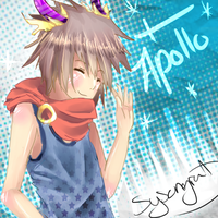 APOLLO! by Myssinee