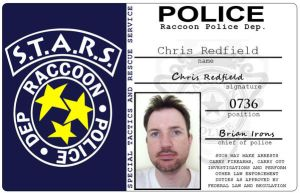 S.T.A.R.S. ID for Expo by paulelder