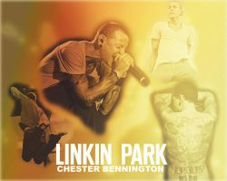 Chester Bennington Wallpaper by BeCrew