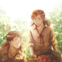 APH -- Harvest the Tomatoes, BASTARD ! by aphin123