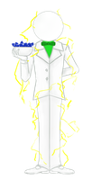 Doc Scratch - Homestuck collab by TittyBomb