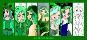 Jade Through the Ages by Lokotei
