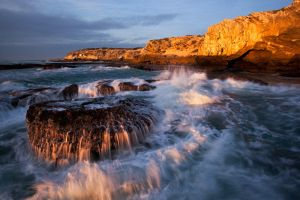 Arniston Waves by Dreampixphotography