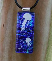 The Deep Fused Glass by FusedElegance