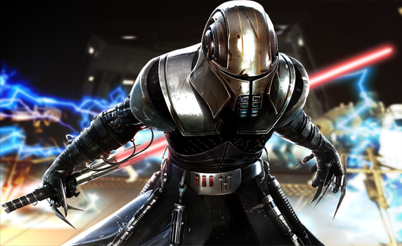 Star Wars Force Unleashed ID by igotgame1075