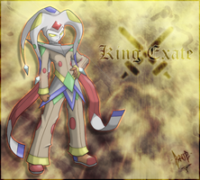 King Exate by Exate