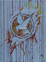 The Hunger Games by VictoriaLPF