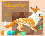 Tidewater ref by omichii