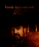 Family don't end with blood boy by N0xentra