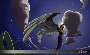 Fly Aswang: Bessie by creativemediaph