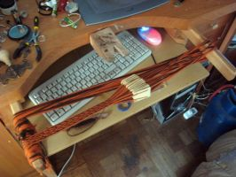 tablet weaving by Aranglinn