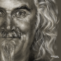 Billy Connolly by dankershaw
