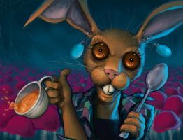 Me-Hare by Udds