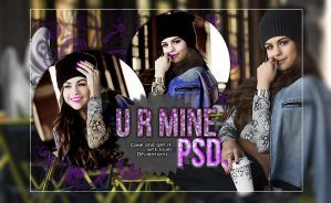 U R Mine;PSD by ComeAndGetItWithLove