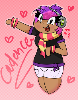 Human Cadence by earthponi