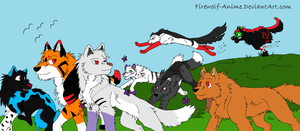 Fun Day Out by BlackWolf1112-ADOPTS