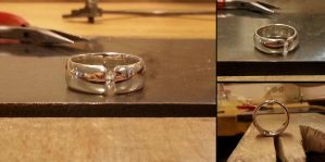 Tension ring by Addry