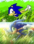 Draw This Again: Sonic the Hedgehog by Ann-Nick
