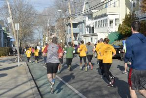 2015 Gobble Turkey Run, There They Go by Miss-Tbones