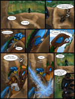 Hunters and Hunted Ch 4 Pg 13 by Saronicle
