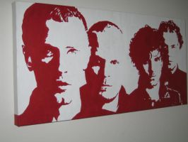 This is Coldplay by spellack