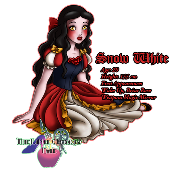 The Little Crooked Tale Snow White Profile by forgotten-ladies