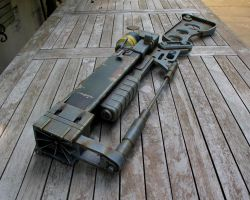 Fallout 3 AER9 Laser Rifle by Thomasotom