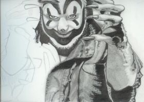 Violent J Jeckel Bros era by whoop303