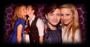 Chris and Dianna by XXVenganzaXX