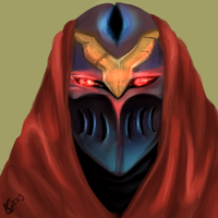 Zed by cha-lie