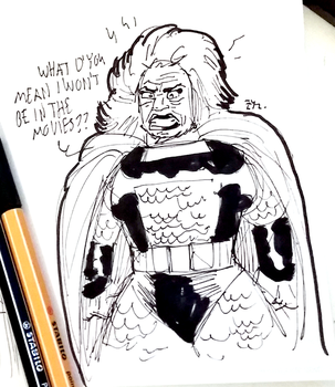 DSC 2017-06-20 Granny Goodness by theEyZmaster