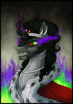 King Sombra by Vongrell