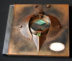 "CD case ""Bronzeeye"" by Indirie"
