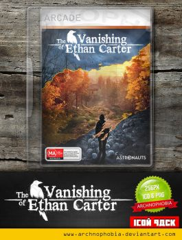 The Vanishing of Ethan Carter (Icon Pack) by archnophobia