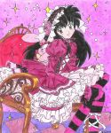 Kagome with dress by ScarletSide