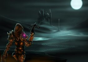I'm coming for you, Malthael. by Glauqu3