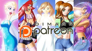 Patreon Promo by Dimaar