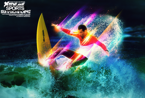 Surfboarding Series by omnigfx