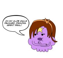 Lumpy Space Leah by Gallrith