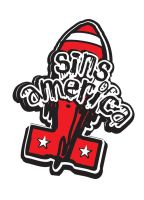 Sins of America Bomb Logo by pulpimagery