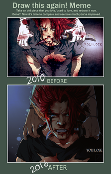 2010-2016 by InvisibleRainArt